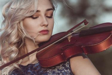 ヴィヴァルディ「四季」を演奏する。